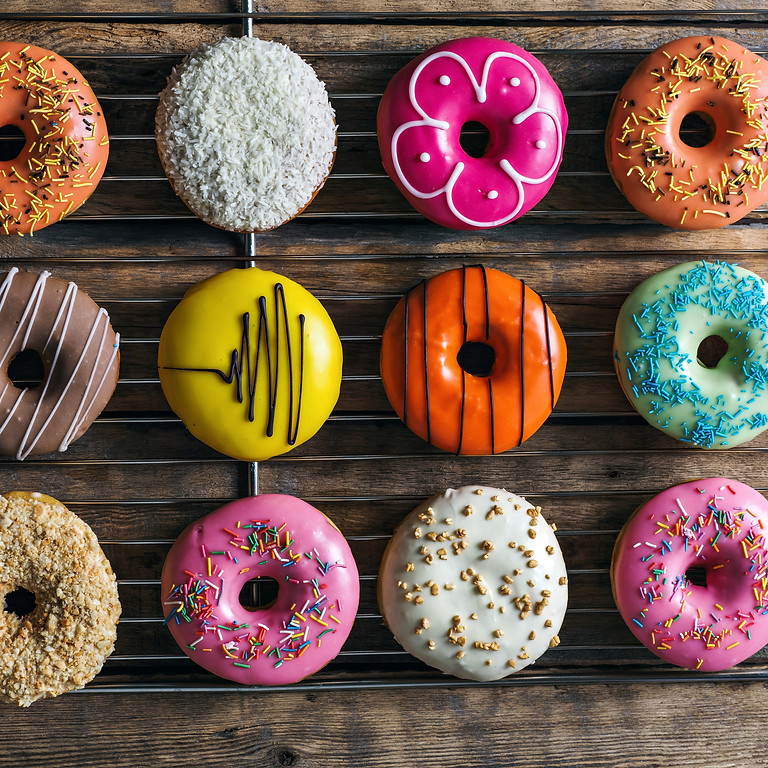 Donuts with Grownups A-L 2020-21