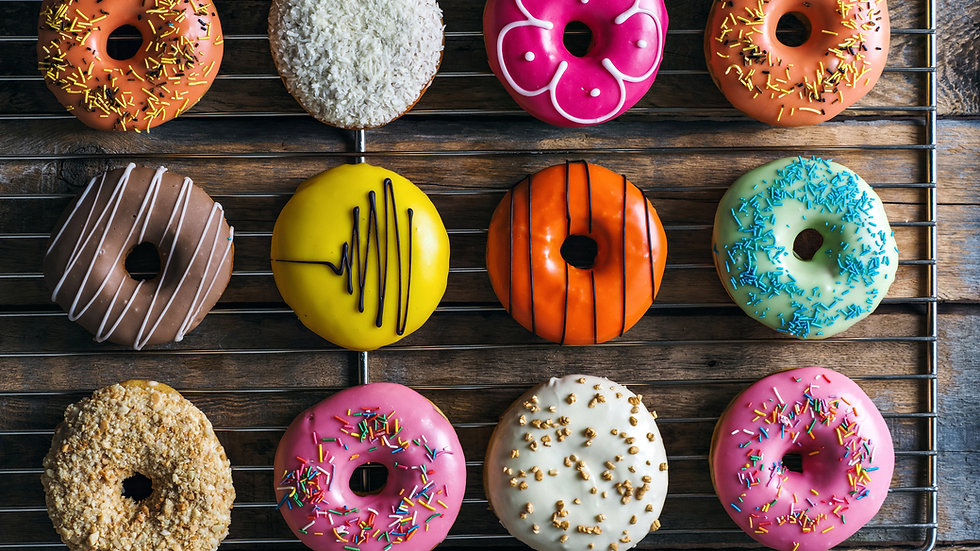 Baked Donuts (by the dozen)
