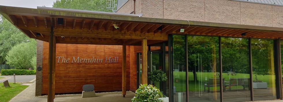 The Menuhin Hall
