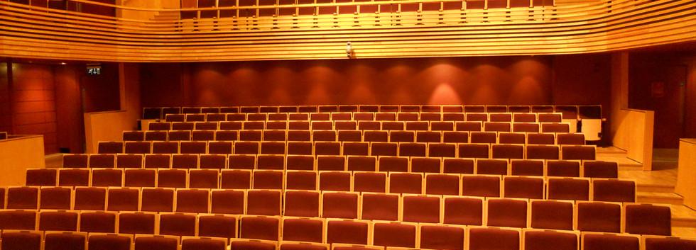 Concert Hall Seating
