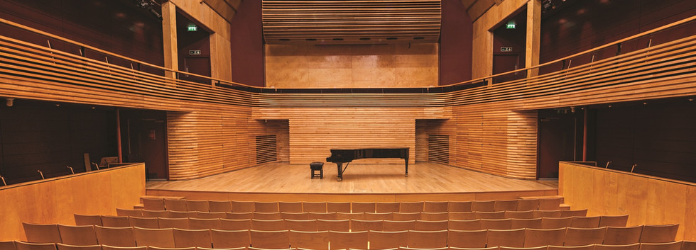 Concert Hall Stage