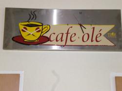 Cafe Ole Uhr