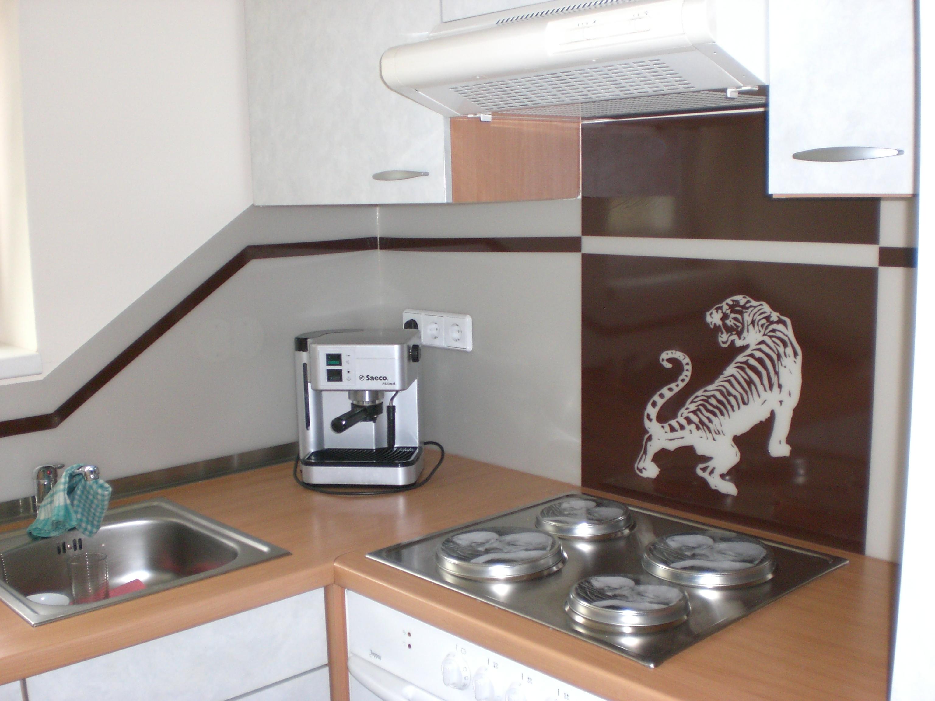 Küchen Plexiglas