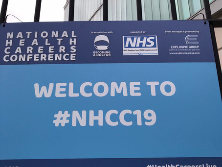 Our Experience At the National Health Careers Conference!
