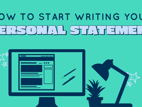 How To Start Writing Your Medicine Personal Statement