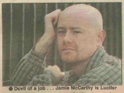 Jamie is Lucifer