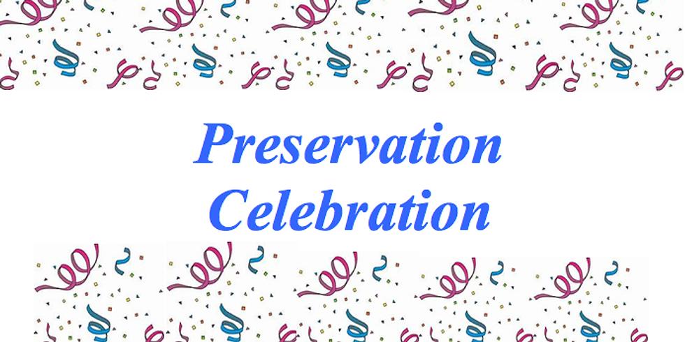 Preservation Celebration