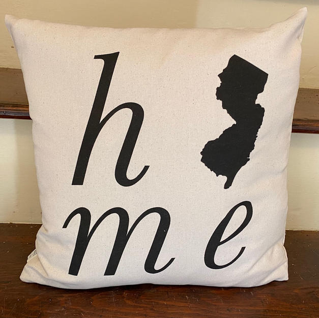 NEW! Pillow by PCB Home - $25