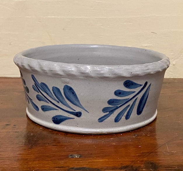 Historic Cranbury Stoneware Bowl - $20