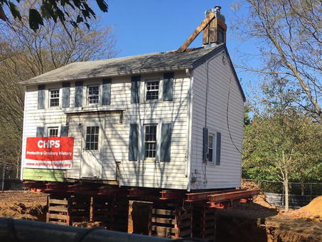 Saving a 1700s House