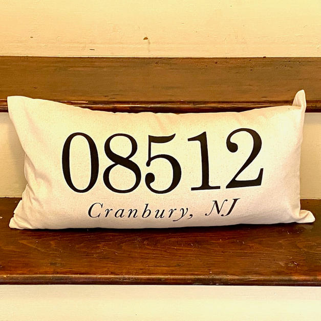 NEW! Pillow by PCB Home: $25