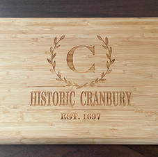 Cranbury Cutting Board $32