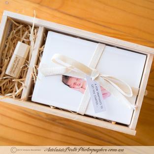 Digital & Fine Art Print Collection Keepsake Box