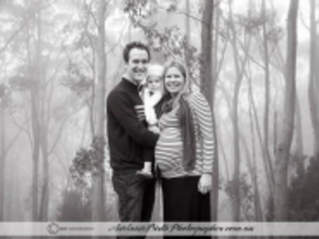 Mt Lofty Botanic Gardens – Adelaide Pregnancy Photography