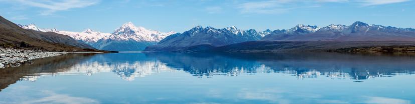 Mt Cooke, New Zealand