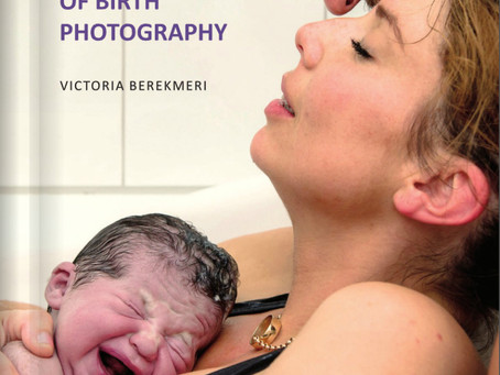 The Business of Birth Photography – The Book!