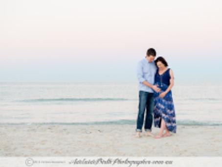 Dawn Pregnancy Session – Marnie & Ben
