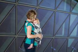 Adelaide Babywearing Photographer