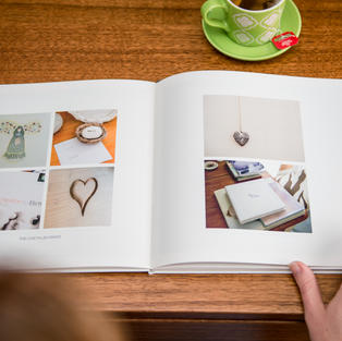 """Premium Photo Book - Medium Landscape 8.6 x 6.4"""""""