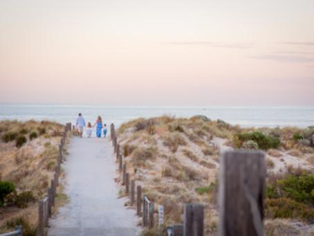 Beach Maternity Session – Adelaide Birth Photographer