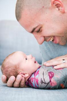 In-home Newborn Sessions