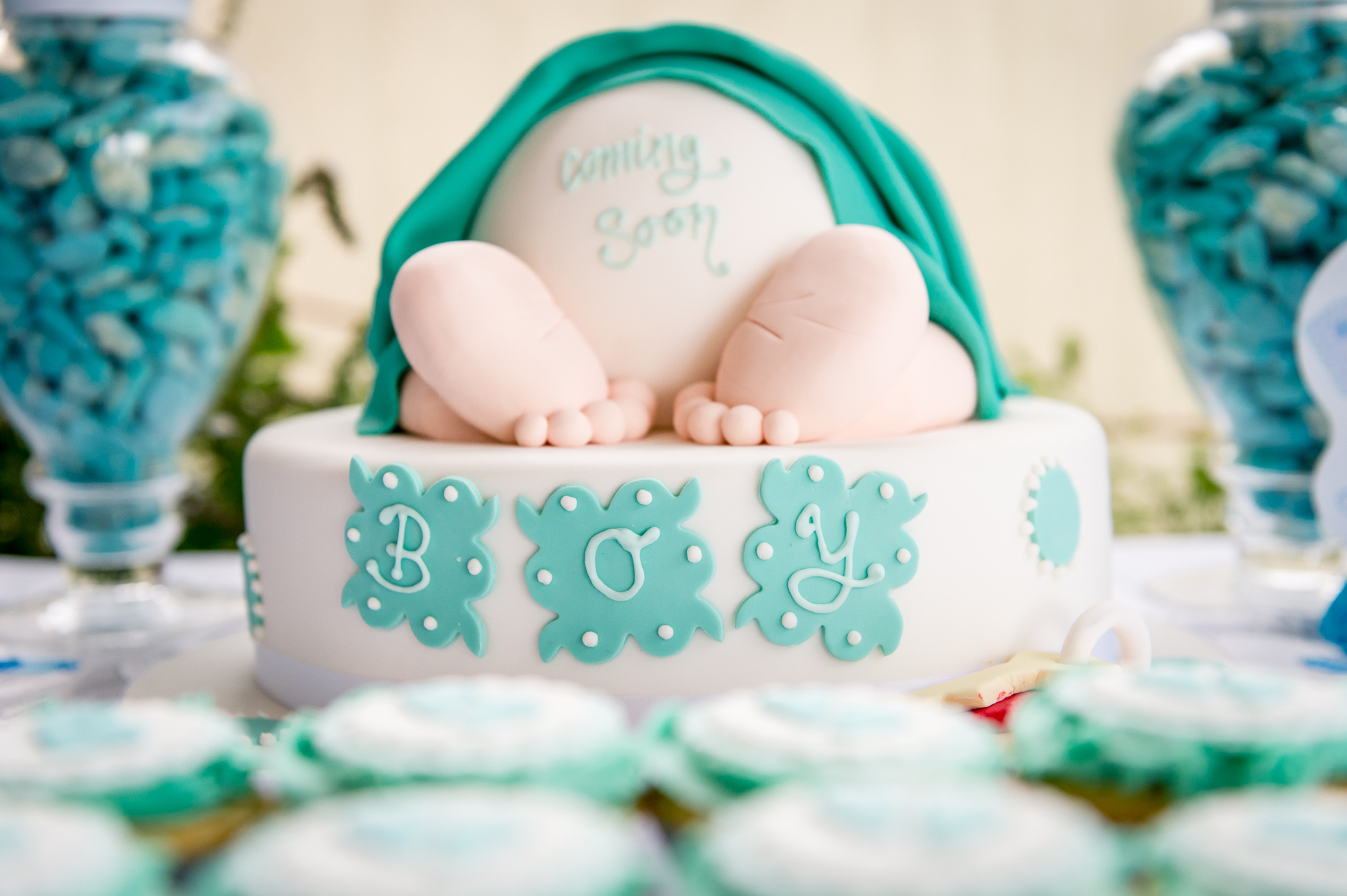 BABY SHOWER Session
