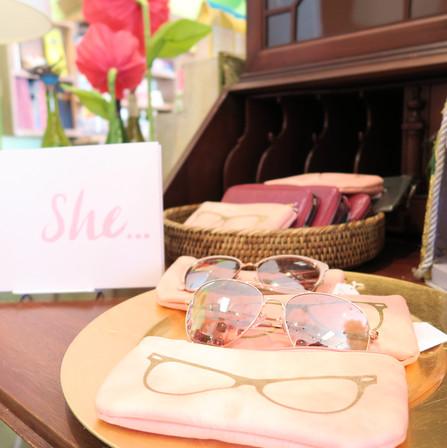 Sunglasses, fashion, and style