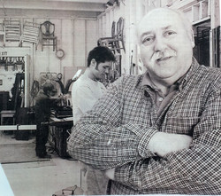 Tony Coleman, owner, Tinker and Co