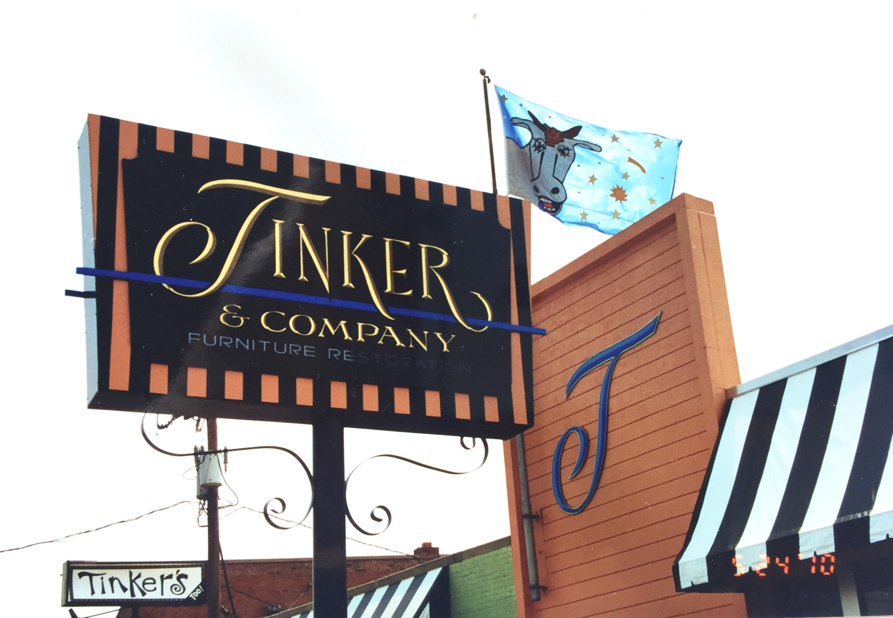 Tinker's in Richmond Virginia, RVA