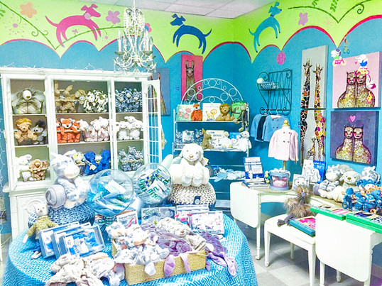 Tinker's Baby Gift Room #2
