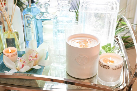 Capri Blue Candles Available at Tinker's