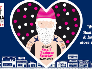 Small Business Saturday & 100 best gifts