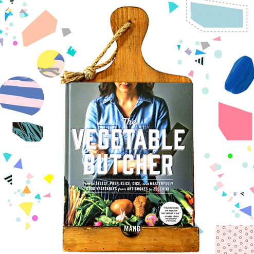 Vegetable Butcher books for cooking