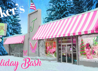 Holiday Bash Starts Today!