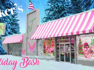 Holiday Bash Starts Today!