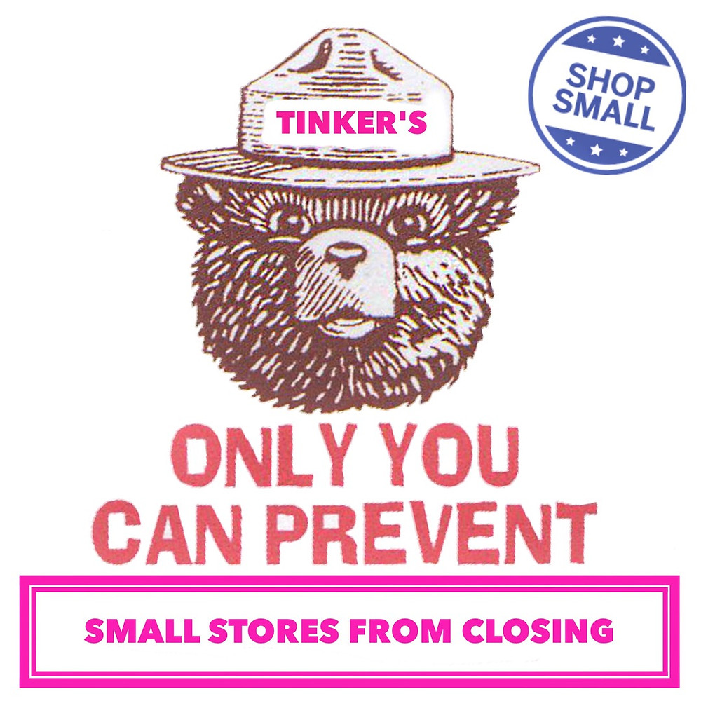 Save small stores