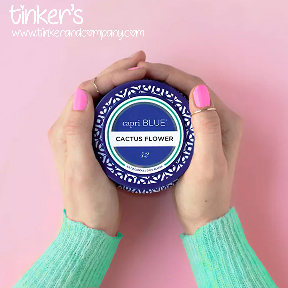 Capri Blue Candles are back in stock!