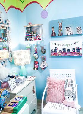 Tinker's baby gift showroom #2