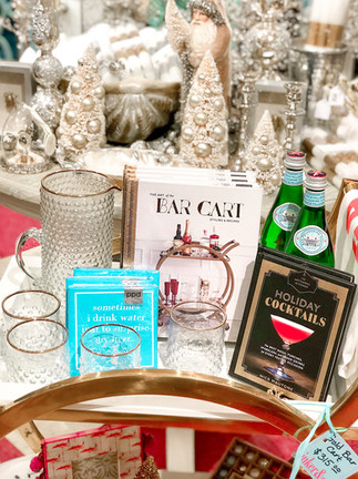 Gifts for teachers, drinkers and. avid readers