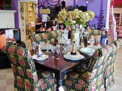 2009. Tinker's dining furniture