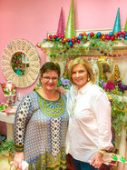 Owner Sharon Coleman and her sister Jean Cobb