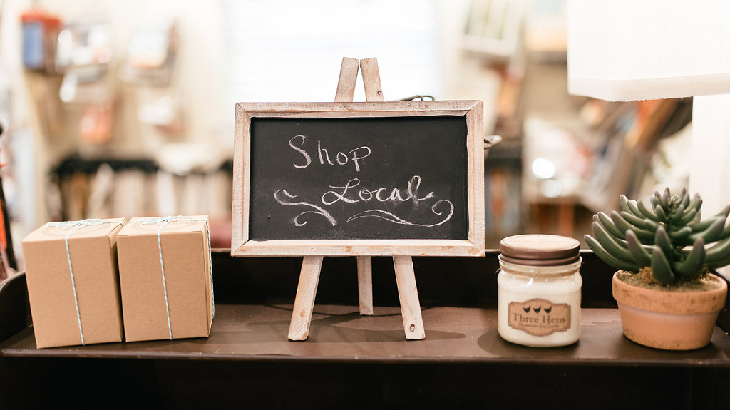 Shop small businesses in Virginia