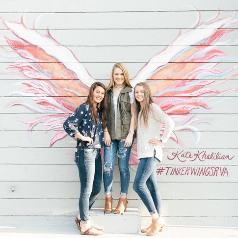 Forget Charlies Angel, Tinker's Angels are back!