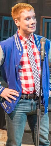 "Charlito ""Chip"" Tolentino portrayed by John Christensen"