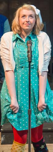 Olive Strovsky portrayed by Kally Parker