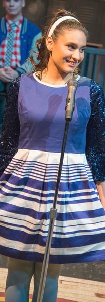 Marcy Park portrayed by Ashley Rodriguez