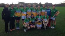 Liverpool Irish Festival Ladies 7-aside Tournament 2014
