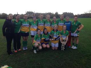 Liverpool Irish Festival Ladies 7-aside Tournament 2014