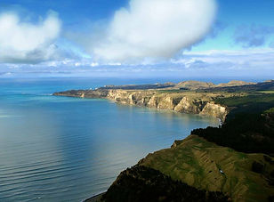 Cape Kidnappers scenic flight