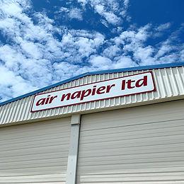 Air Napier fields calls for school run flights